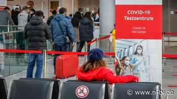 Bis das Impfen vorbei ist: Testpflicht für Flugreisen soll verlängert werden