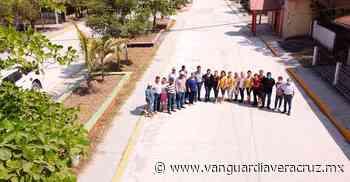 Panucohace 6 min . Alcalde de Tempoal inaugura pavimentación de bulevar en Corozal - Vanguardia de Veracruz