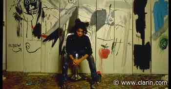 Casi 42 millones de dólares por el óleo de un guerrero negro, del artista Jean-Michel Basquiat - Clarín