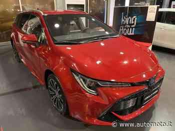 Vendo Toyota Corolla 1.8 Hybrid Style nuova a Cirie', Torino (codice 8657333) - Automoto.it