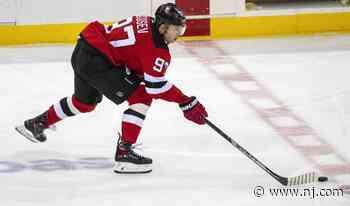 Why Devils placed forward Nikita Gusev on waivers - NJ.com