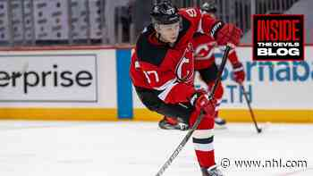 BLOG: Gusev on Waivers - New Jersey Devils