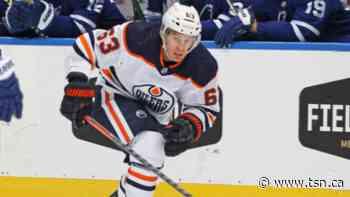 Oilers F Ennis, Devils F Gusev on waivers - TSN