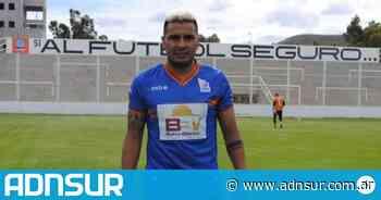 Claudio Acosta arribó a Peñarol de San Juan - ADN Sur