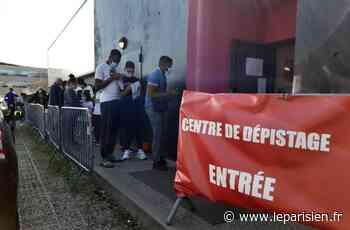 Covid-19 : à Goussainville, «on a vu le taux d'incidence s'envoler» - Le Parisien