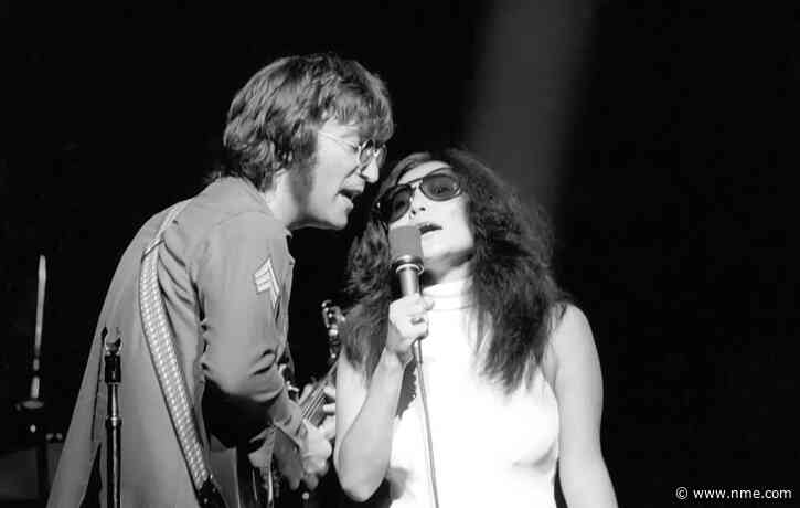 Watch unearthed footage of John Lennon and Yoko Ono in 'Look At Me' video