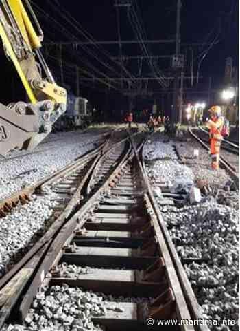 SNCF : le trafic ferroviaire suspendu entre Marseille et Miramas du 3 au 5 avril - Département - Société - Maritima.info