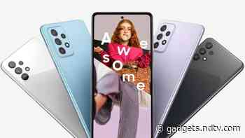 Samsung Galaxy A52 5G BIS Listing Suggests Imminent India Launch, May Come With 120Hz Display