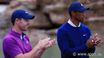 Golf: Rory McIlroy glaubt an baldige Krankenhaus-Entlassung von Tiger Woods - sport.de