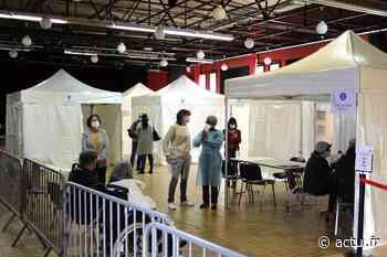 Val-d'Oise. Un centre de vaccination ouvre à Viarmes - actu.fr
