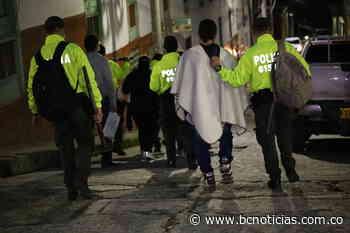 Desarticulan organización que se dedicaba a llenar de droga a Pácora, Aguadas, Salamina y La Pintada - BC Noticias