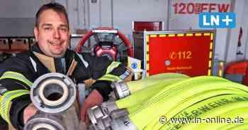 Gerätewart: Wahlstedt schafft festen Job bei der ehrenamtlichen Feuerwehr - Lübecker Nachrichten