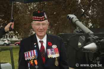 Roy Hare (97) overleden, laatste overlevende bevrijder van Ekeren - Gazet van Antwerpen