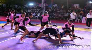 District Kabaddi championship: Hyderabad (2) outclass Mulugu - Telangana Today