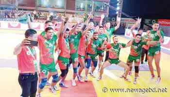 Bangladesh reach Bangabandhu International Kabaddi final - newagebd.net
