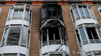 Feuer in Patientenzimmer: Drei Tote bei Brand in Berliner Klinik