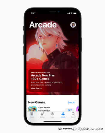 Apple Arcade gets its biggest update, 30 new games added