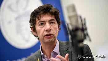 Experten für härtere Maßnahmen: Drosten: Der Teillockdown greift nicht