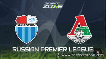 2020-21 Russian Premier League – Rotor Volgograd vs Lokomotiv Moscow Preview & Prediction - The Stats Zone