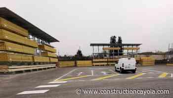 Lissieu : Point.P ouvre une nouvelle agence spécialisée sur la couverture et la toiture - Construction Cayola