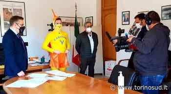 RIVALTA - Contro il casello di Beinasco arriva anche Capitan Ventosa di Striscia - TorinoSud
