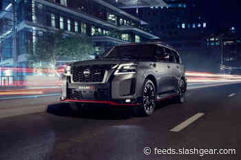 Awesome Nissan Patrol NISMO won't come to the US