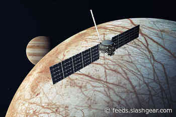 NASA's Europa Clipper hits huge milestone in hunt for life on Jupiter's moon