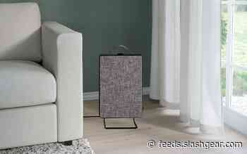 IKEA FÖRNUFTIG air purifier is unexpectedly cheap and stylish