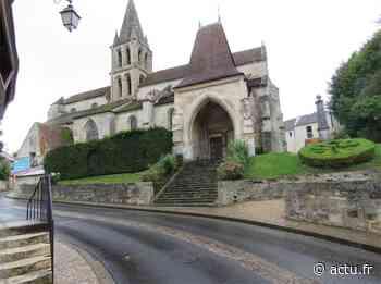 Val-d'Oise. Jouy-le-Moutier. Les travaux de l'église Notre-Dame de la Nativité sont lancés - actu.fr