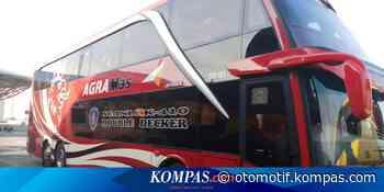 Sejarah PO Agra Mas, Senang Pakai Bus Bekas dari Jepang - Kompas.com - Otomotif Kompas.com