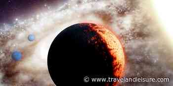 Scientists Have Discovered an Ancient 'Super-Earth' in Our Galaxy - Travel+Leisure