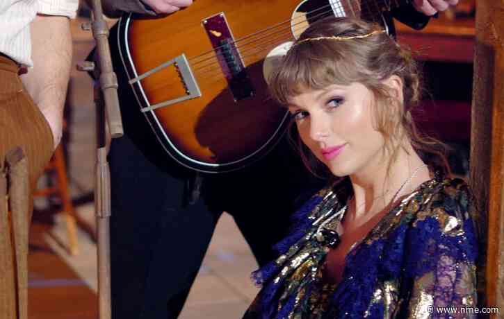 """Taylor Swift shares cryptic new video hinting at a new collaboration: """"Happy decoding!"""""""