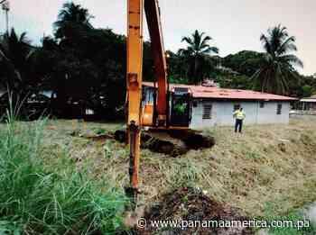 La quebrada Fantasma en Cativá, será canalizada para evitar inundaciones - Panamá América