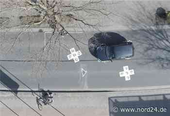 Seniorin bei Unfall in Sittensen schwer verletzt - Nord24