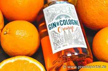 NEU: Gin de Cologne Orange - Presseportal.de