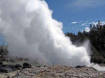 La structure souterraine du plus grand geyser du monde enfin explorée - SciencePost