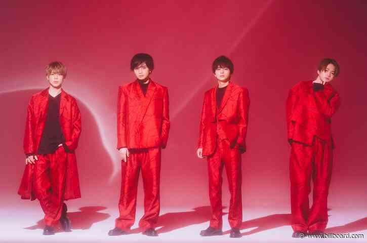 Sexy Zone Debuts at No. 1, Yoasobi Rises to No. 2 on Japan Hot 100