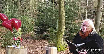Hirschberg: Trauerrednerin berichtet von ihrer virtuellen Arbeit - Rhein-Neckar Zeitung