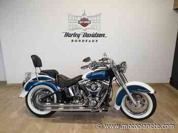 Harley-Davidson SOFTAIL DELUXE 2012 à 17900€ sur BEGLES - Occasion - Motoplanete
