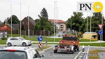 Kreisel auf der Landesstraße 475 in Vechelde wird erneuert - Peiner Nachrichten
