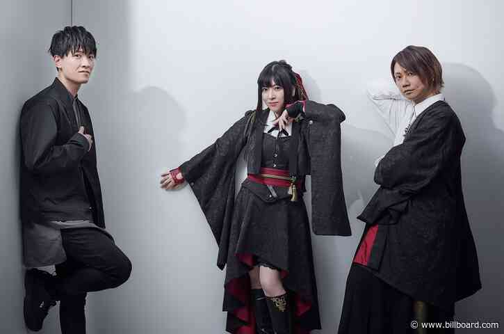 WagakkiBand & Voice Actor Tasuku Hatanaka Compare Notes on Participating in New Animated Series 'Mars Red'