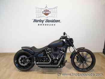 Harley-Davidson SOFTAIL BREAKOUT 2018 à 31900€ sur BEGLES - Occasion - Motoplanete