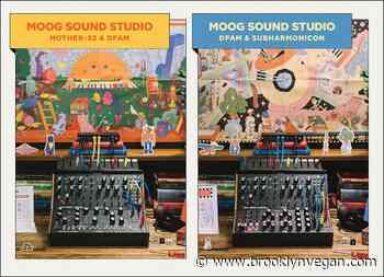 Julianna Barwick, Dan Deacon, Madame Gandhi & more contribute to new Moog EP (listen) - Brooklyn Vegan