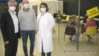 Muret : vaccination tous azimuts salle Horizon - LaDepeche.fr