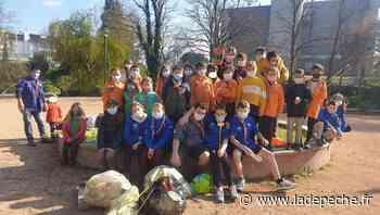Muret. Les scouts nettoient et ramassent les déchets - ladepeche.fr