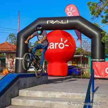 El Freestyle de BMX se tomó La Plazita Park de Chitré este fin de semana - Mi Diario Panamá