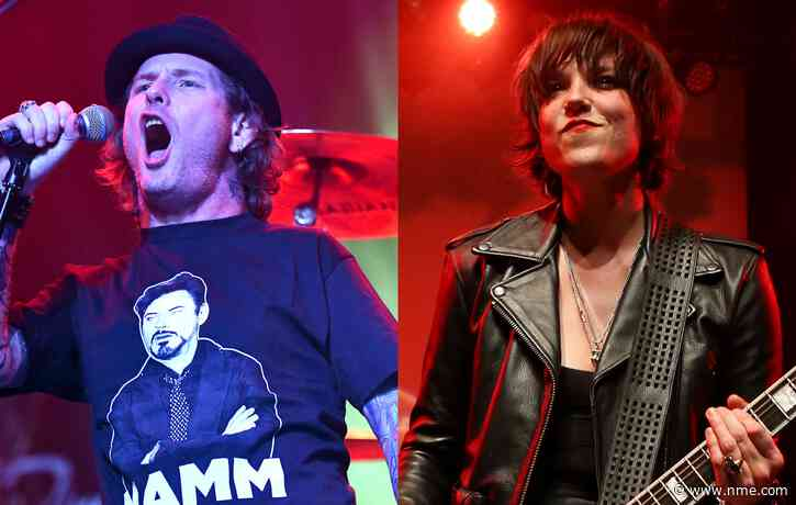 Slipknot's Corey Taylor, Halestorm's Lzzy Hale and more team up on new song 'Thunder Force'