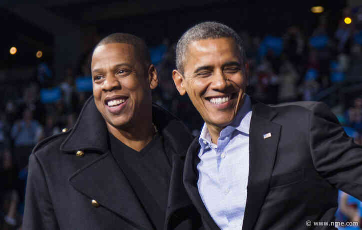 Barack Obama shares how Jay-Z's 'My 1st Song' helped him through his presidency