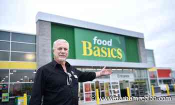 Business 01:00 PM New Food Basics brings 110 jobs to Courtice - durhamregion.com