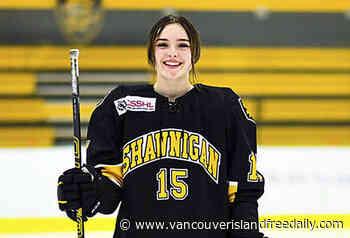 Shawnigan Lake hockey player picked for unique opportunity - vancouverislandfreedaily.com
